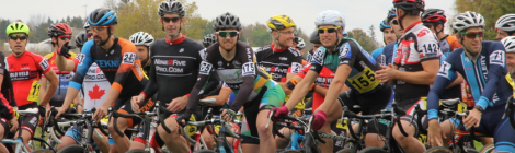Série cyclocross de l'est de l'Ontario.